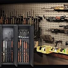 gun safe pistol for home stack on light small door organizer snap organizer gunsafe hidden rifle