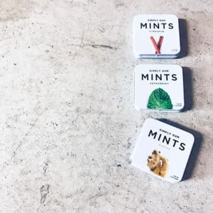 mints, natural, simply gum