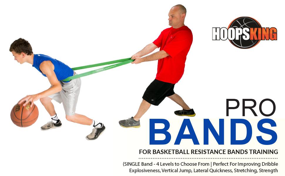 Amazon.com: hoopsking (TM) P.R.O. bandas para baloncesto ...