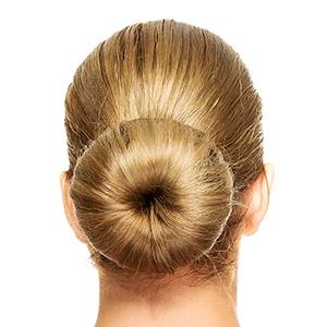 Teenitor Bun Kit With 20pcs Blonde Girls Bun Net 4pcs Hair Bun Maker And 20pcs U Shaped Hair Pins