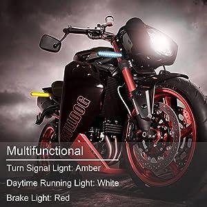Motorcycle Indicators