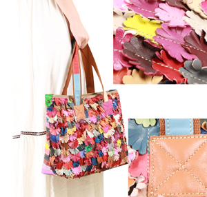 Amazon.com: Bolso Heshe multicolor, bolso de mano, cartera ...