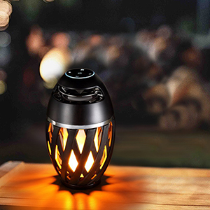 TikiTunes Realistic Ambient LED Flame