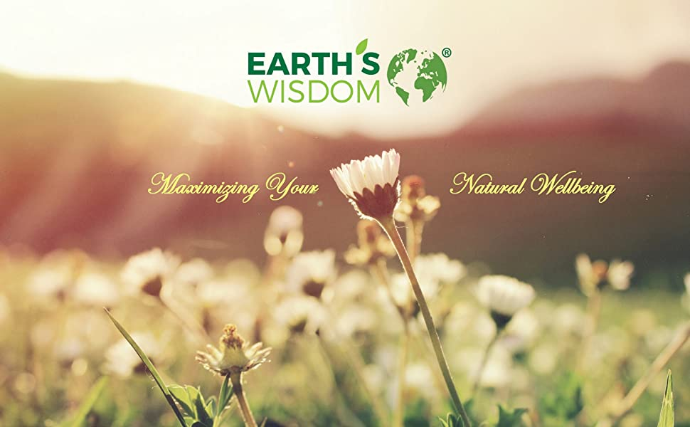 Earth's Wisdom Maximizing Your Wellbeing