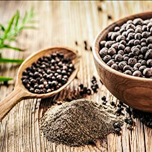 Black pepper extract for best absorption