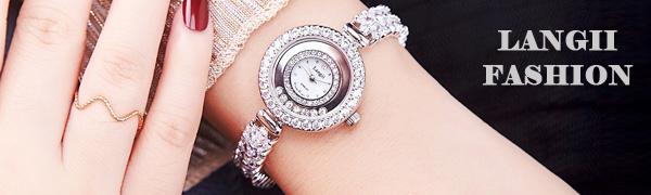Langii Jewelry Bracelet Watches RH5308B17