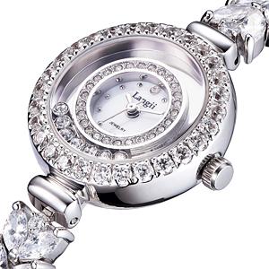 RH5308 Silver Watch Dial