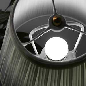 3W 3000K E26 Medium Base Energy Saving Elrigs LED Bulb Mini Size 270 Lumen Shenzhen Qianyue EG07 25W Equivalent Warm White 6-Pack