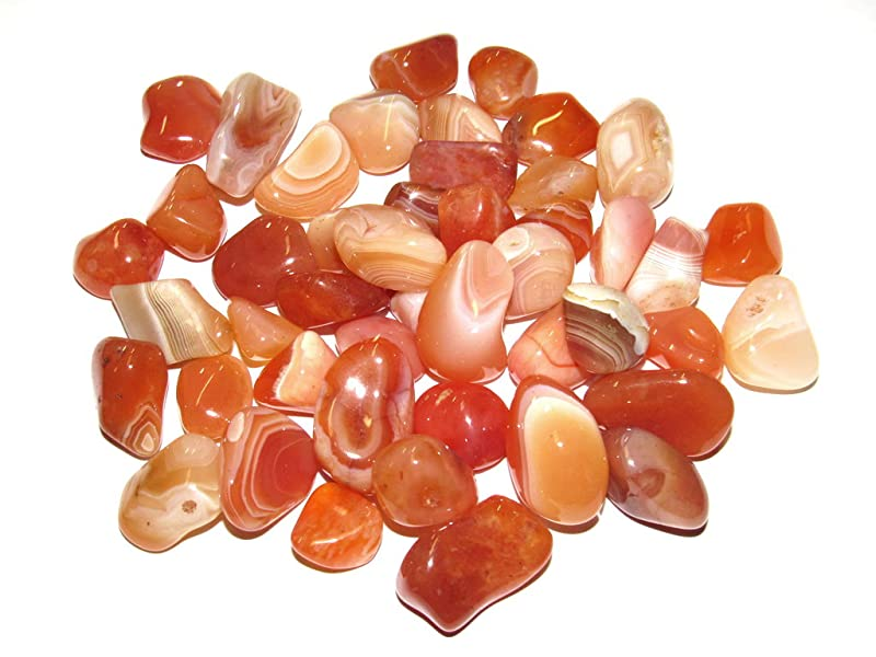 Weighs 2 pounds 4.1 oz! Banded Carnelian Freeform Tower Red Orange GORGEOUS with Plumes