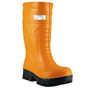 Cofra Tanker Safety Wellington Cold Protection Men Work Boot Steel Toe Cap S5 PU