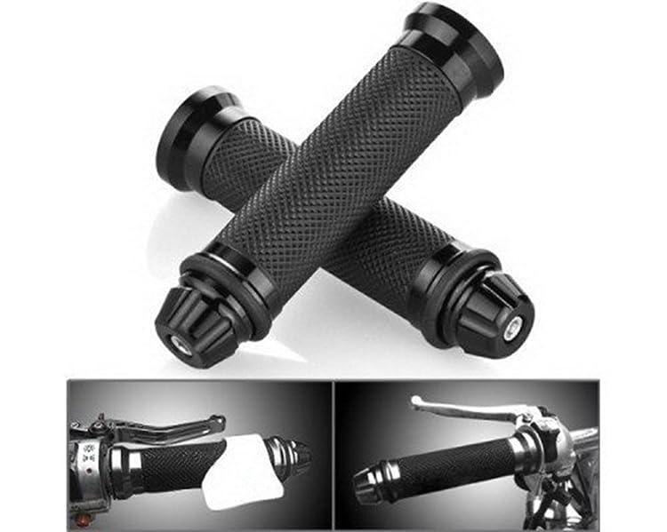 Details about  /1 Pair CNC Motorcycle Handlebar Grip Bar End Plug for Kawasaki For Suzuki