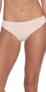 Boody Body Organic Bamboo Classic Jockey Underwear Bikini Brief Panties