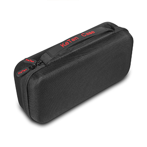 Games Case Compatible with Nintendo Switch, Keten Switch Games Card Waterproof Anti-shock Holder Storage SD Memory Card Carrying Bag, 32 Slots for 16 ...