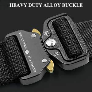 RONGQI 2 Pack Tactical Belt