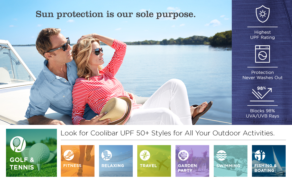 Coolibar sun protection