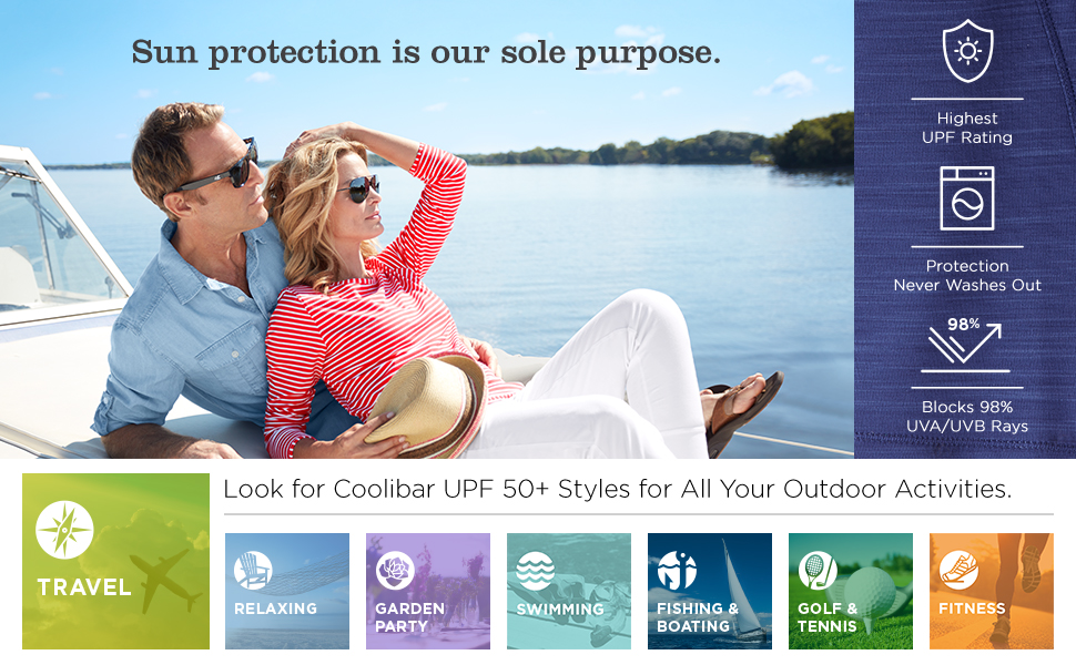 Coolibar sun protection