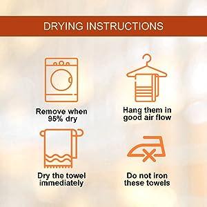 dry instruction