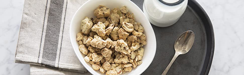 KPX - Cereal de 0.35 oz de fibra de proteínas, libre de ...