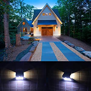 LIGHT UP YOUR COMPOUND WITH THE BEST OUTDOOR SOLAR LIGHTS
