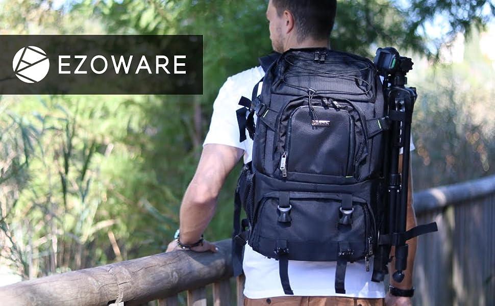 S4200 S2950 Plus Neck Strap Hard Black Bag For FujiFilm FinePix S4000 SL300