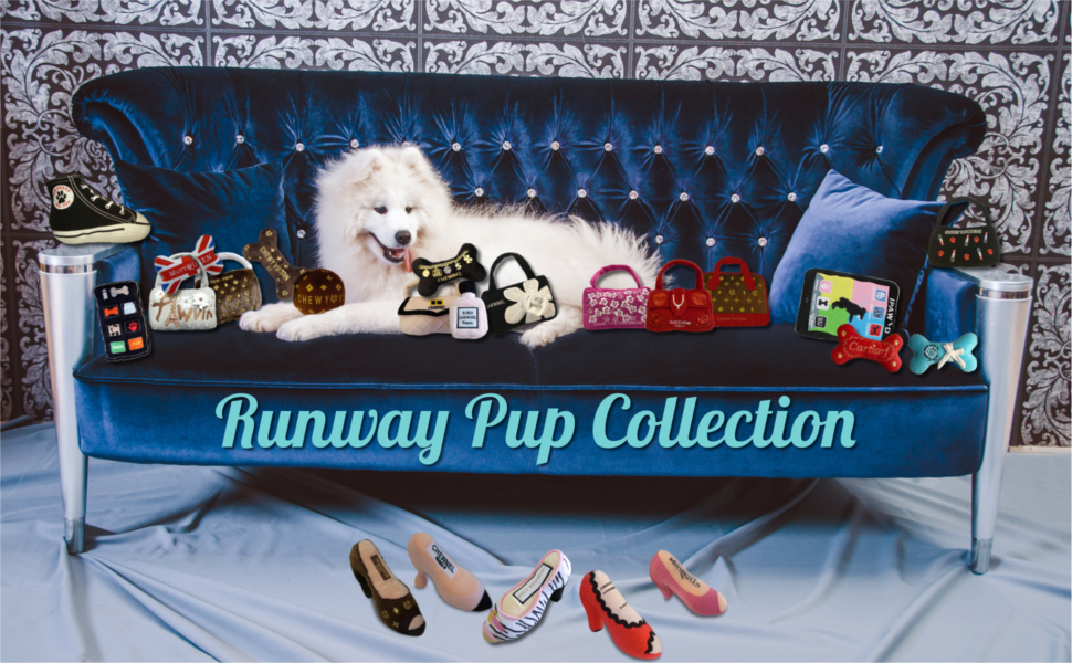 Runway Pup Collection Shoes, Purses and Accessories