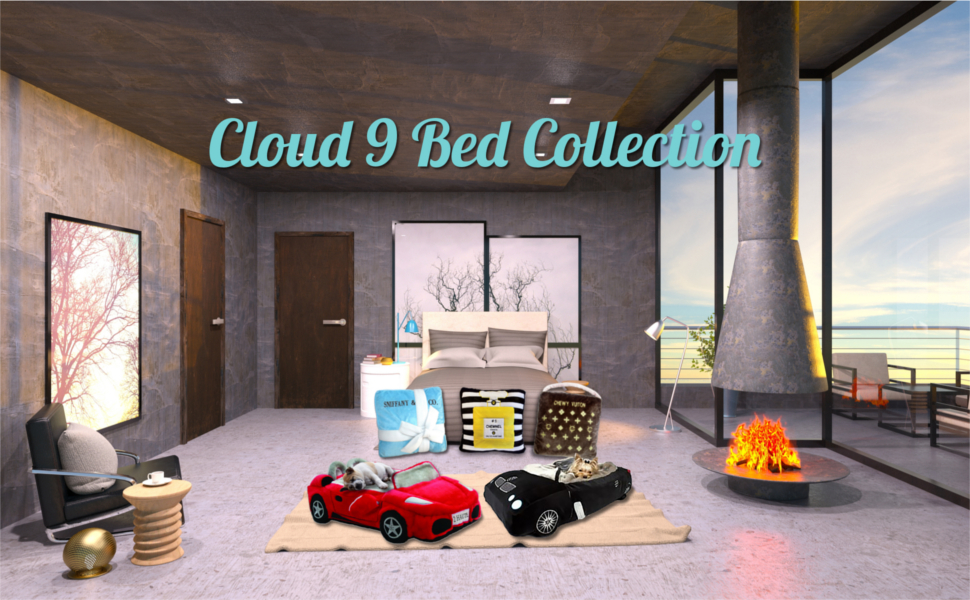 Cloud 9 Bed Collection for Dogs and Cats