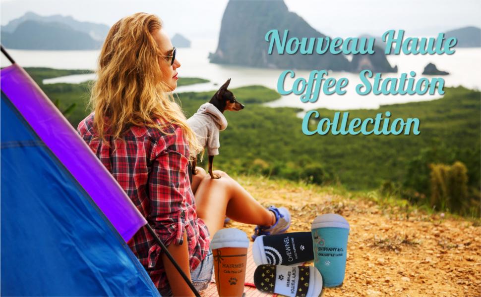 Nouveau Haute Coffee Station Collection