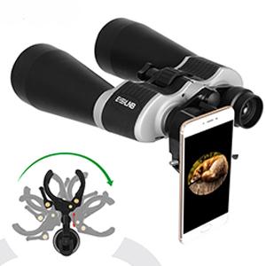 Astronomy Binoculars with phone adapter