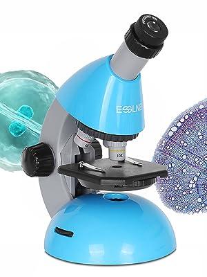 640X Compound Microscope