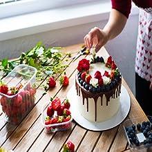 Amazon.com: Kootek 47 Pcs Cake Decorating Tips Supplies ...