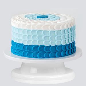 Kootek Cake Decorating Supplies – Rotating Cake Turntable ...