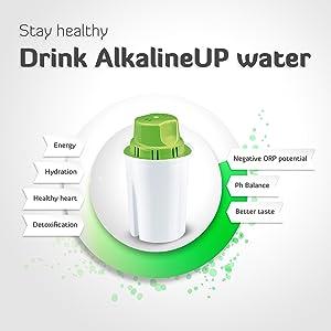 water filter pitcheralkaline water pitcherjug filter filtered water pitchers ph water filter