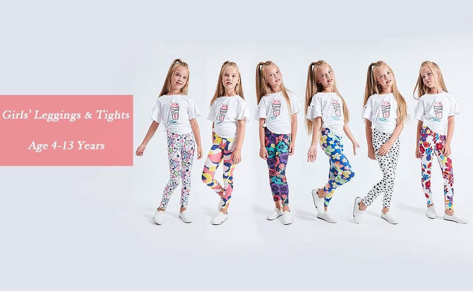 Kids Leggings Tights