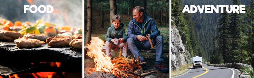 anderson andersen camping camper leveler leveling kit system 2-pack