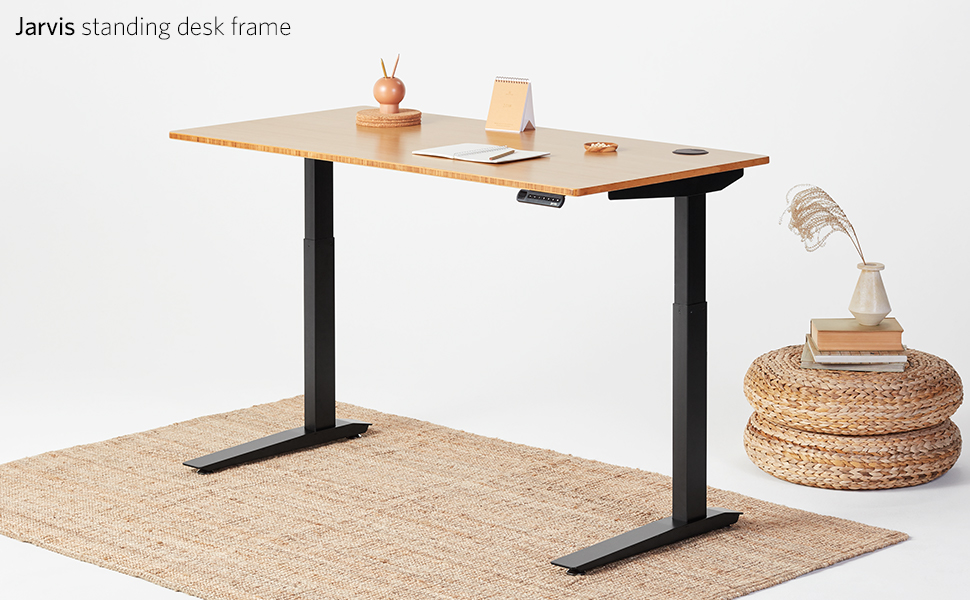 Jarvis Standing Desk - from Fully Furniture