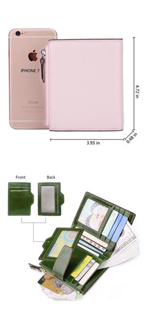 Amazon.com: BIG SALE-AINIMOER billetera de bolsillo ...
