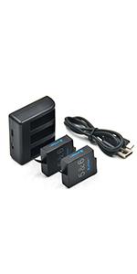 Amazon.com: Artman LP-E10 Camera Battery Charger Set for ...
