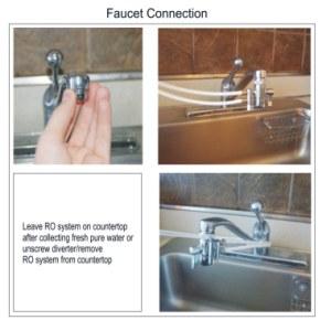 faucet connection
