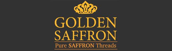 Golden Saffron, Pure SAFFRON Threads