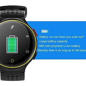 Amazon.com: Mijiaowatch X2 Plus - Reloj inteligente ...