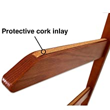 surfboard storage padded protective soft scratch free cork wood angled display timber rack wall best