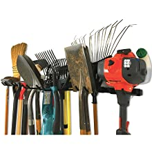 snow shovel yard garden broom mop cleaning supplies ropes hoses cords organizer power tools trimmer