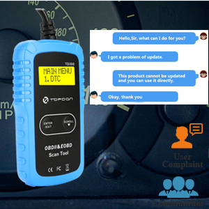 TOPDON SCAN TOOL SERVICES
