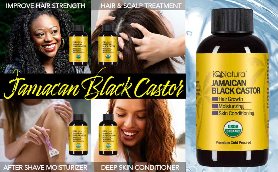 Castor oil, moisturizer, skin conditioner