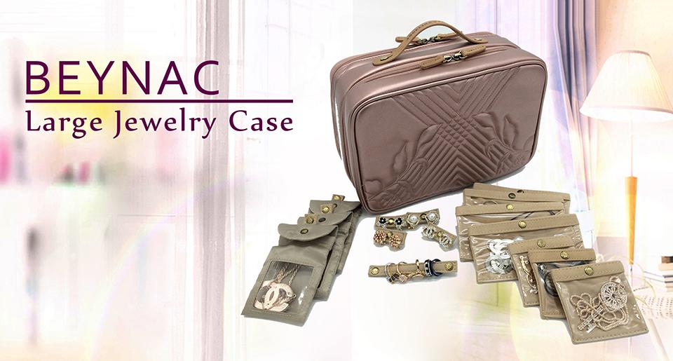 Amazoncom Angelinas Palace Beynac Large Jewelry Case travel