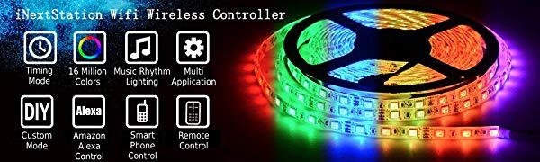 iNextStation LED Strip WiFi Controller