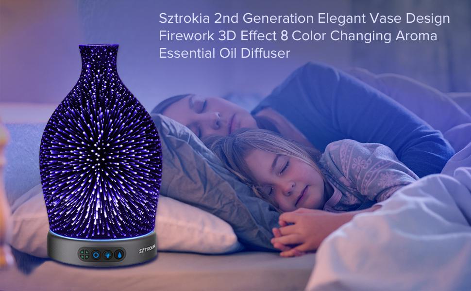 300ml oil diffuser