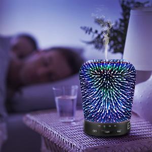 oil diffuser & night light