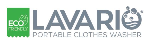 Lavario Portable Clothes Washer, Portable Washing Machine