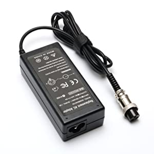 Amazon.com: 24 V 1.5 A Scooter eléctrico cargador de batería ...